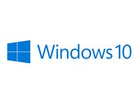 Windows 10 Home - Licens - 1 licens - OEM - DVD - 64-bit - svenska KW9-00125