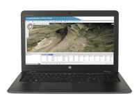 "HP ZBook 15u G3 Mobile Workstation - 15.6"" - Core i7 6600U - 16 GB RAM - 512 GB SSD - svenska T7W17EA#AK8"