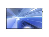 "Samsung DB32E - 32"" Klass - DBE Series LED-skärm - digital skyltning - 1080p (Full HD) 1920 x 1080 - direktupplyst LED LH32DBEPLGC/EN"